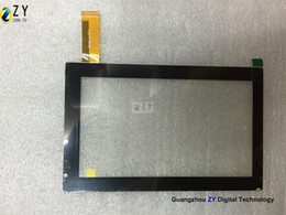 High quality 7 inch Tablet PC Capacitive Touch Screen touch panel digitizer CSCTP70016 ZY TOUCH