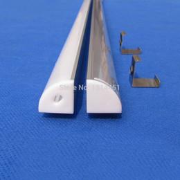 50pcs(50m) lot x 1m LED aluminium heatsink for LED bar light;led aluminium profile for led bar light, aluminum channel QC1616A1M