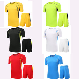 Wholesale Short Sleeve volleyball Clothing Boys volleyball Training Suit Summer Sports Absorbent Breathable Light Board volleyball Clothes
