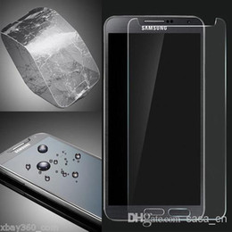 Wholesale Tempered glass for Samsung Galaxy ACE Mega Note lite Grand Trend DUOS neo Screen Protector with retail package
