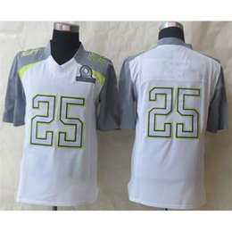 Wholesale 2015 New American Football Pro Bowl Jerseys Team New White Elite Jersey Embroidered Authentic Football Wears Highest Quality Jerseys