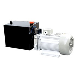 220vac 3HP small gear pump hydraulic power packing unit for lift table hydraulic gear pumping motor single cylinder