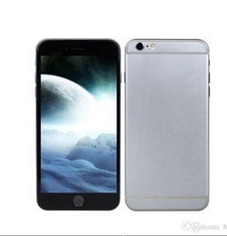 Wholesale Sealed box inch Goophone i6 Dual Core MTK6572 Show GB GB Android Bean G Phone call Show G Smart Phone