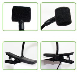 Wholesale Condenser Instrument Microphone Designed for Orchestral Instruments like Saxphone Trumpet Applications SAX Mic