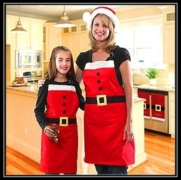 hot Christmas decorations, Christmas Day Christmas supplies apron family Christmas party activities SD-57