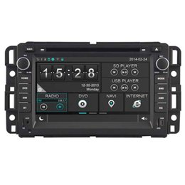 Wholesale Witson Car DVD GPS Player Head Unit for Buick Lucerne with Radio Support OBD DVR