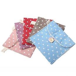 Wholesale 1pcs Hotsale Girl s Storage Pouch Case Organizer Sanitary Napkin Bag