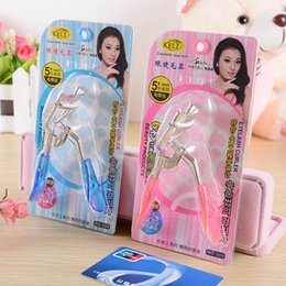Wholesale B2114 eyelash curler ultra wide Angle roll become warped fine steel eyebrow clip makeup tools beauty tools