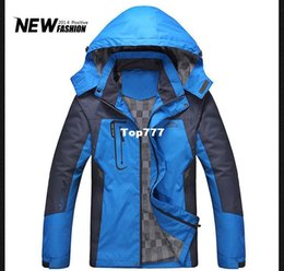 free shipping outdoors snow jacket men's winter coat cotton hoodies for men jackets for men winter jacket outdoor jacket zipper