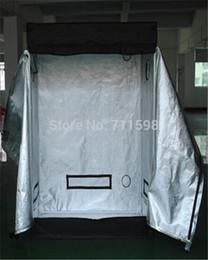 300D La alta calidad hidropónica crece la caja / la manera Mylar hidropónico crece la tienda 80 * 80 * 160CM desde altos tiendas de campaña proveedores