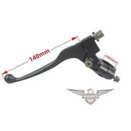 Wholesale Motorcycle Parts cc cc Motocross Dirt Bike Left Clutch Lever Pit Bike Mini Moto Black