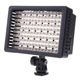 Lampe HD-126 LED Video Light Camera éclairage pour Canon Nikon DSLR Lighting Photographic Cheap éclairage photographique à partir de fabricateur