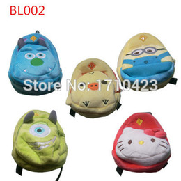 Wholesale-Two Layers cartoon like cheap cash bag for hot sale