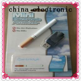 Wholesale punta desechable de alta calidad v9 cigarrillo electrónico barato humo verde mini e cig vaporizador v9 cigarrillo electrónico con al por mayor del cargador