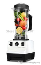Wholesale BPA free HP RPM L heavy duty commercial home professional power blender food mixer juicer food processor chopper crusher A3