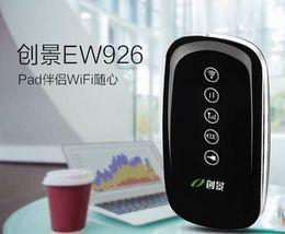 Wholesale 3G G Mifi Wifi Wireless Routers Modem with SIM Slot Unlocked Hotspot mAh Portable Charge Power Bank PK Huawei E5331