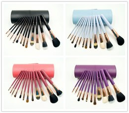 Wholesale Sigmax Essential Kit Copper Make me Classy Blush Cool Crazy brush set with Case Beauty makeup Tool Blender DHL Free