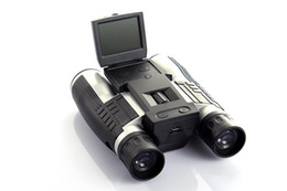 Wholesale Multi Function HD P Video Camera Telescope Long Distance recorder Digital Binocular Cam FS608 Spy