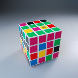 Wholesale-Eastsheen 4x4x4 Magic Cube White Color Puzzle