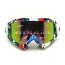 SUPER FASHION GOOGLE ! Motor Goggles Bike Cross Flexible goggles Tinted UV fashion goggle motorcycle glass