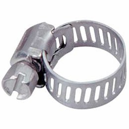 Wholesale 50 x Stainless steel Mini Jubilee Fuel hose clamps Tubing clamps Pipe Clips mm