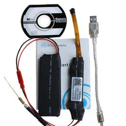 Wholesale CCTV P Self Guard P2P Wifi caméra cachée DIY Mini Wifi Module avec caméscope Motion Activated Video Recorder pour IOS Android APP Control