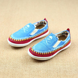 New arrival children shoes girls boys shoes breathable loafers kids fashion style canvas shoes kids hot sale casual shoes boys