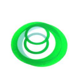 Soulton Glass Non Stick Round Silicone Dab Mat Silicone Baking Mat Nonstick Silicone Mat Dab Mat Dab Pad With Glass Fibre