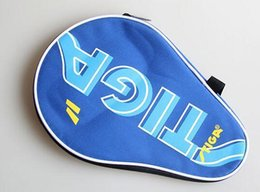 Stiga table tennis racket cover, ping pong racket bag table tennis gourd package