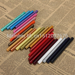 Traditional Vintage Seal Sealing Wax Sticks For Gun Stamps Envelope Invitations Free Shipping
