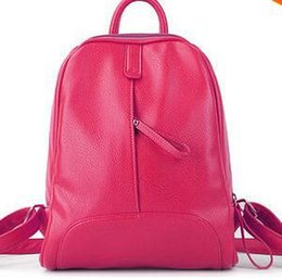 Wholesale FLYING International Bags Brand Women Backpacks girl school bag Backpack Women s PU Leather Black Bag