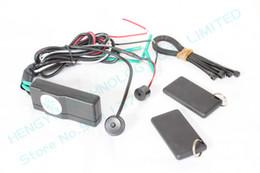 Wholesale RFID car immobilizer engine lock EL intelligent anti hijacking and circuit cut off automatically lock and unlock car engine