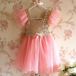 2016 new pakistani dress 2016 boutique new style sequin girl dresses
