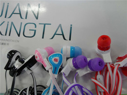 2015 Cheap! 3.5 mm Earphone Best Quality SOUL by Ludacris uttra Dynamic In-ear Headphones by Ludacris for mp3 mp3 phones DHL 40