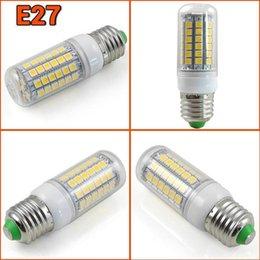 Promotion ampoule g9 conduit LED maïs léger G9 15W Led Lamp 69 leds SMD 5050 110V 220V ampoule de maïs 360 Angle + ROHS