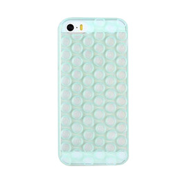 Wholesale S5Q TPU Soft D Bubble Wrap Design Fitted Case Cover Protector For IPhone s Plus s s AAAEXG