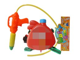 Wholesale Birds backpack air pressure water gun children playing in the water toys manufacturers styles