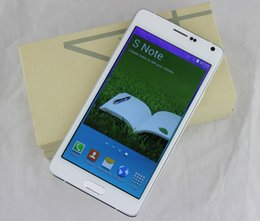 Wholesale 1 Note Quad Core N910C G LTE Show MTK6582 GB GB Pixels inch QHD IPS Screen Android4 Dual Camera MP MP