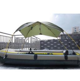 Wholesale Intex series fishing boat waterproof canopy sun gazebo sun shelter