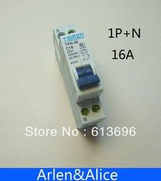 Wholesale DPN P N A Mini Circuit breaker MCB A5