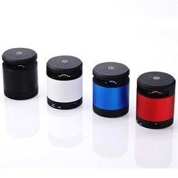 Wholesale Mini Stereo Speaker Support TF Card Function Bluetooth Speaker Handsfree Function Best Wireless Speakers Online N10