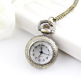Vintage jewelry new elegant steampunk pocket watch pendant watches