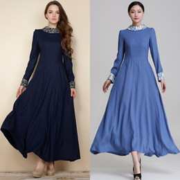 Womens clothing ladies print Linen vintage maxi long Dress Formal Prom Cocktail Ball Evening Party plus big size S-XXXL Dress 7508