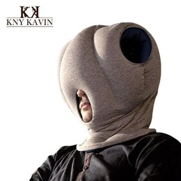 Wholesale New Mini Glove Pillow Hot Sales Creative Siesta Pillows Ostrich Pillow For Travelling
