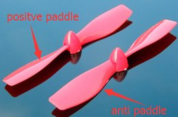 Wholesale Hot Sale propeller model aircraft accessories Airplane Parts length mm shaft hole mm DIY Toy Accessories
