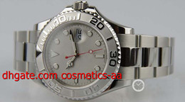 "FACTORY SALES Luxury High Quality 16622 Automatic 40MM STEEL PLATINUM FULL SIZE MENS ""K"" SERIAL WARRANTY"