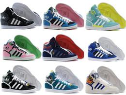 Wholesale adidas Originals Women s Original EXTABALL Casual Athletic Shoes Skater shoes Cheap