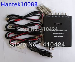 Wholesale Hantek1008B CH USB Auto Scope DAQ CH Generator Channels Automotive Diagnostic Oscilloscope Hot sale