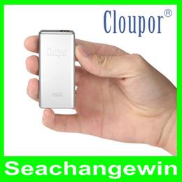 In stock Genuine Cloupor Mini dna mod 30W Mechanical mod E Cigarette VS Cloupor T8 T6 T5 Hana DNA30