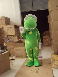 Wholesale Lowest Price year hot selling Dorothy the dinosaur Adult Mascot Costume fancy dress